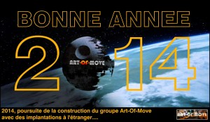 art-of-move 2014